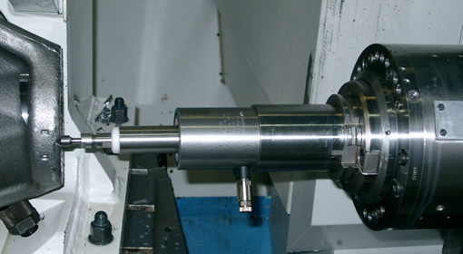 deburring spindle